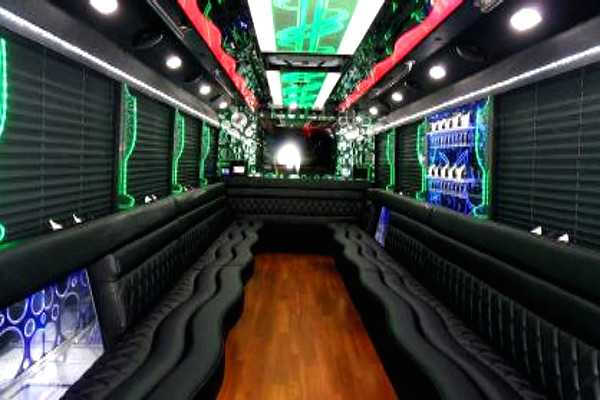 20 passenger party bus 1 Meriden