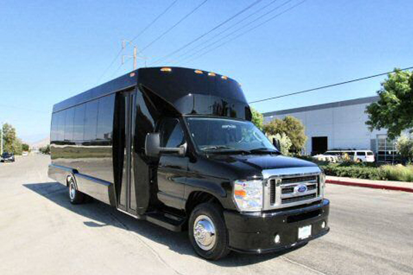 20 passenger party bus Meriden