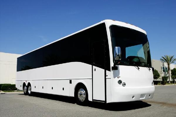 50 passenger charter bus Meriden