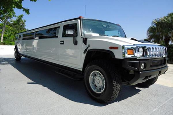 hummer limo service Meriden