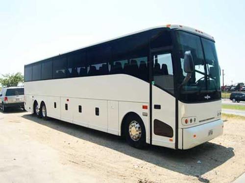Meriden 56 Passenger Charter Bus